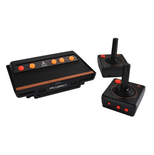 Atari flashback 4 the joy makers - Atari flashback 3 classic game console ...