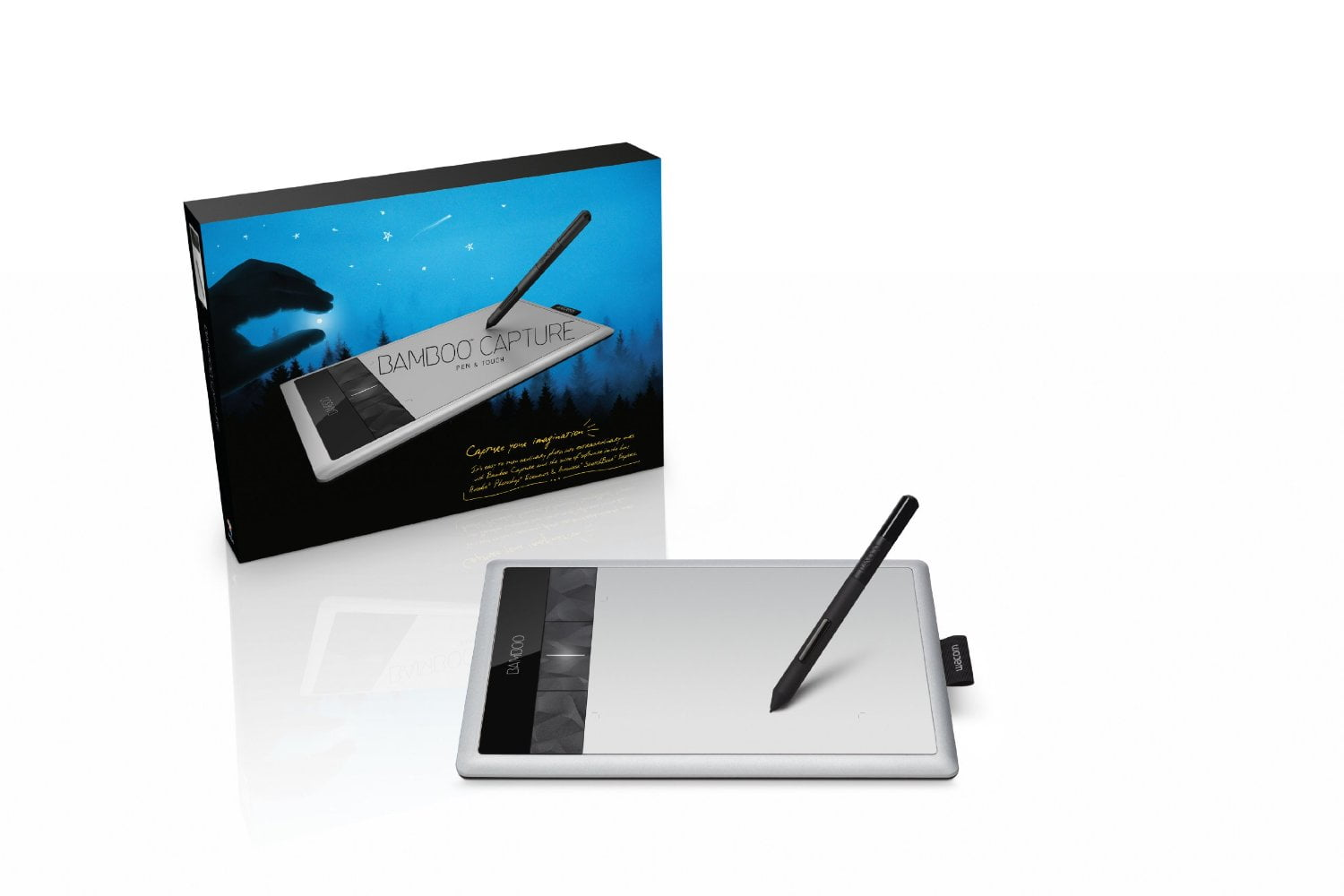 Wacom Bamboo Touch Tablet Drivers for Windows Download