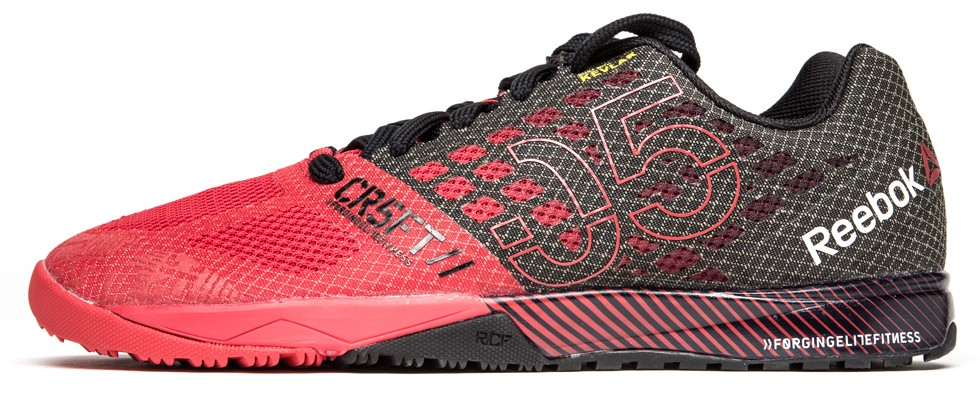 6b6f6192f Reebok CrossFit Nano 5.0 Red Rush